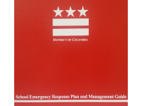 School Emergency Response Plan and Management Guide cover